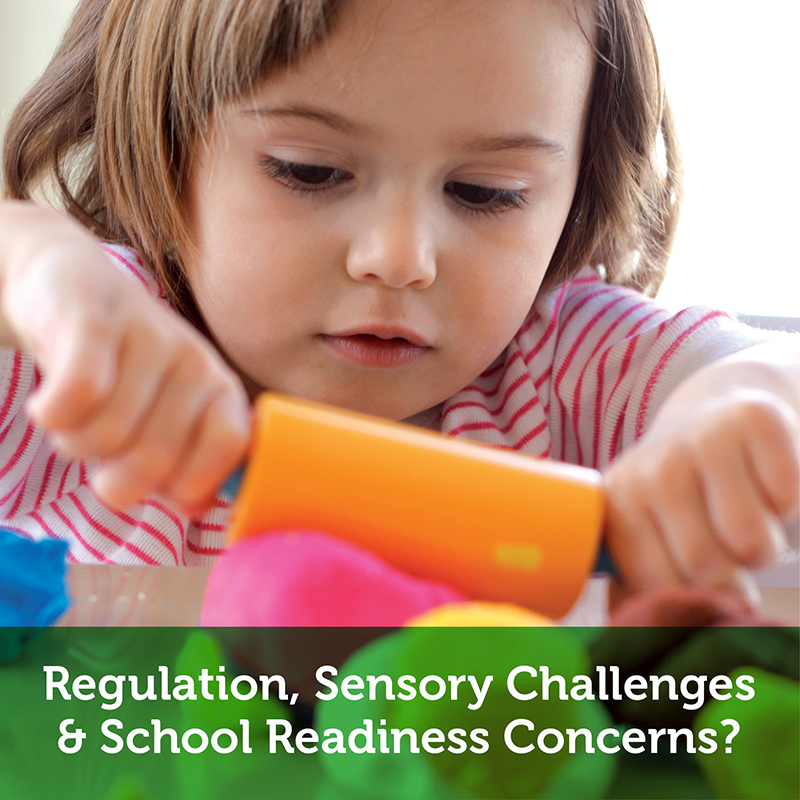 Sensory challenges help with Kinetic Konnections