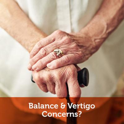Balance and Vertigo help with Kinetic Konnections