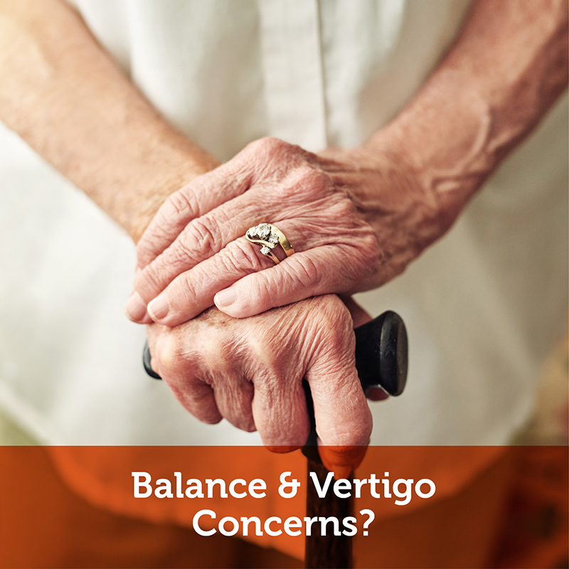 Balance and Vertigo help with Kinetic Konnections