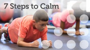 7 steps to calm